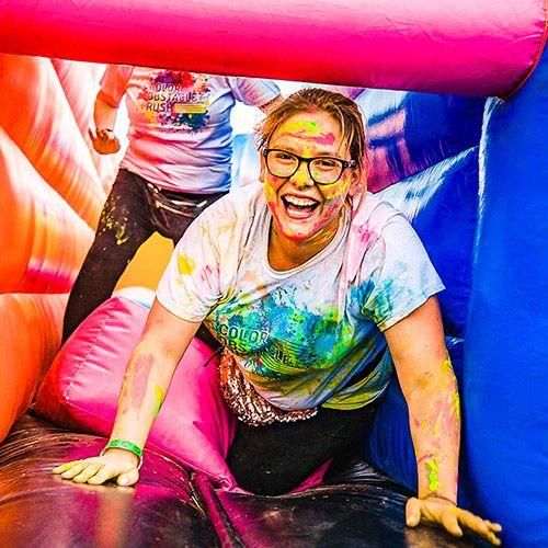Color Obstacle Rush Sverige
